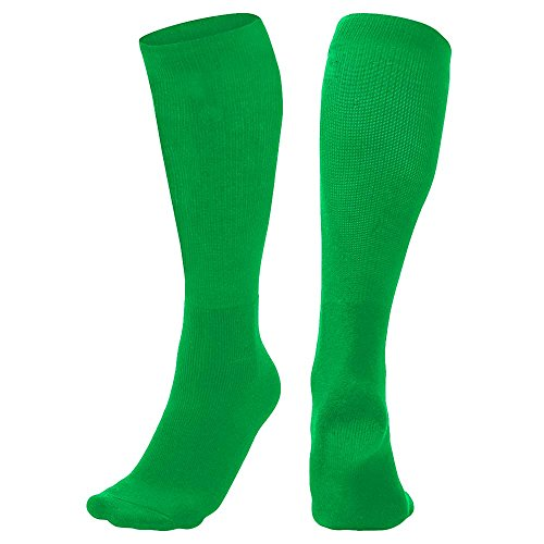 Champro Sportsocken für verschiedene Sportarten., Unisex-Erwachsene, AS2NG-M, neon green, Medium