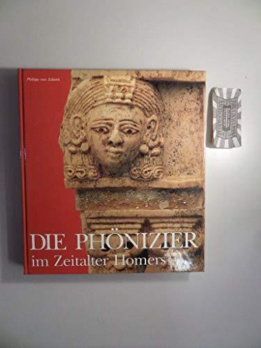 Die Phönizier im Zeitalter Homers