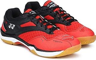 Yonex Comfort Advance 2 Power Cushion Professional Badminton Shoes, Red
