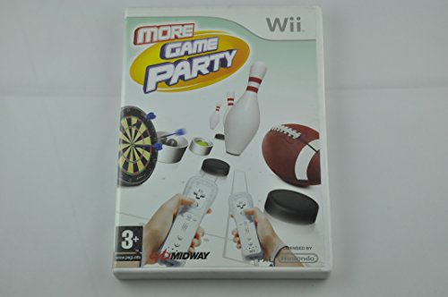 More Game Party (Wii) [import anglais]