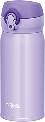 サーモス 水筒 真空断熱ケータイマグ 【ワンタッチオープンタイプ】 350ml パステルパープル JNL-353 PPL