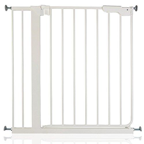 Safetots Szeroka bramka schodowa dla dzieci, 73 do 80,5 cm
