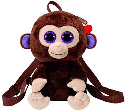 Ty ty95002 ryggsäck plysch 32 cm – Coconut Le singe