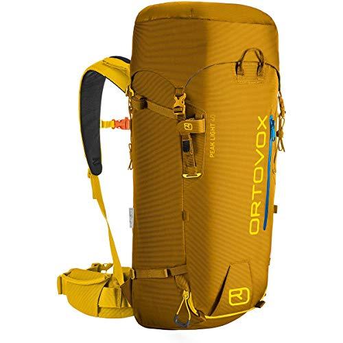 Ortovox Peak Light 40 Rucksack, Unisex, Erwachsene, Gelb, 40 Liter