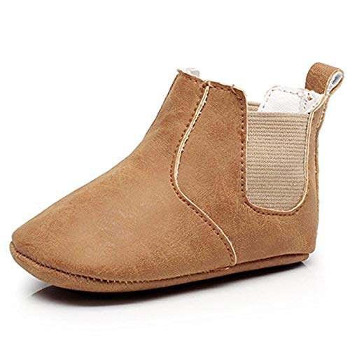 Infant Girl Leather Boots