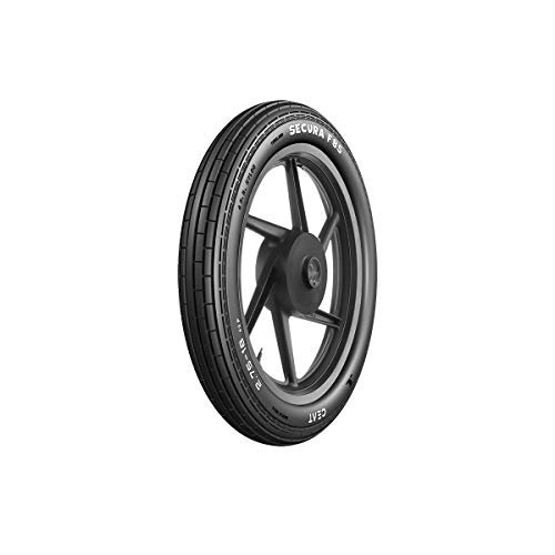 Ceat F85 2.75 - 18 42P Tube-Type Bike Tyre, Front (100226 )