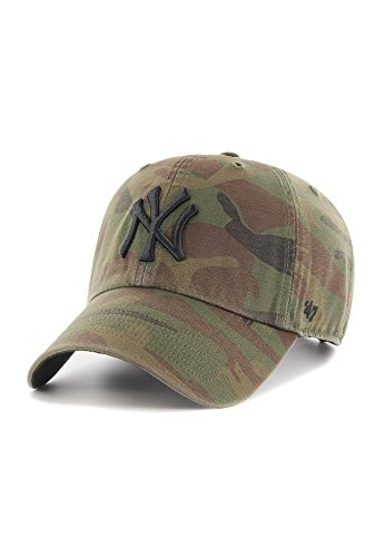 47 Brand MLB NY Yankees Regiment Cap - Sandalwood