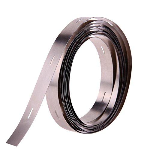 2m 0.15x10mm Ni Plate Nickel Strip Tape