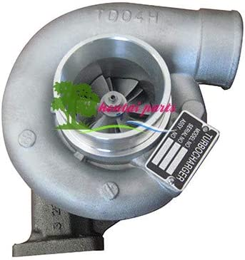 NEW Turbo High quality new Turbocharger for Kato Excavator HD Excellence 4918 TD04-13G