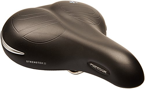 Selle Royal Freedom Strengtex, Donna, Nero (Schwarz-Schwarz), 264x201 mm