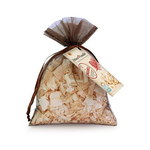 Zirben Familie - bekannt aus dem Fachhandel & der Hotellerie • Zirben Duftsack • mit 100% natürlichen ZirbeFlocken • Naturprodukt als Duftkissen • Duftsäckchen