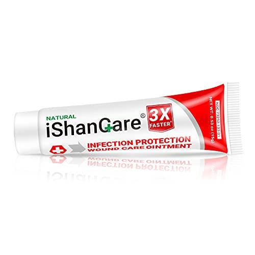 iShanCare Wound Care Cream - 3X Faster Skin...