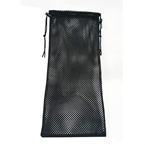LUBINGT Schwimmrucksack Schwimmen Aufbewahrungstasche Schnorchelvorräte Lagerung Verpackung Sport Tauchen Schwimmausrüstung (Color : Black sizeL)