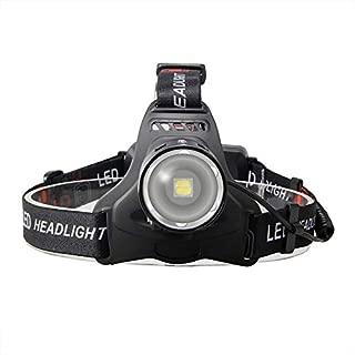 zhenxin LED headlamp Led Headlamp Waterproof Headlight Zoom Led Head Forehead Flashlight
