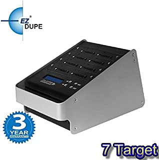 SD Card duplicator EZ DUPE Premium FlashMax 39 Target Sanitizer Cloner
