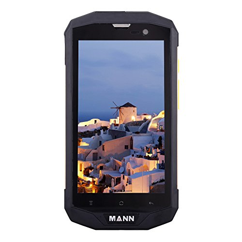 "MANN ZUG 5S DOTA IP67 4G FDD-LTE TDD-LTE Waterproof Smartphone Dustproof Shockproof Rugged Outdoor Android 4.4 Qualcomm MSM8926 5.0"" IPS 1GB + 8GB 2MP 8MP Dual Cameras d'oro"