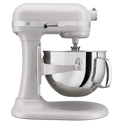 KitchenAid 6-Quart Pro 600 Bowl-Lift Stand Mixer | Milkshake (Renewed)