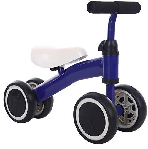 Balance de bicicletas, sin pedal de bicicleta de entrenamiento Ruta robusta de bicicletas for niños de 1-3 años de capacidad de equilibrio puede hacer ejercicio infantil, mejorar la condición física 1