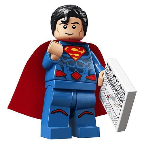 LEGO DC Super Heroes Series: Superman Minifigure (71026)