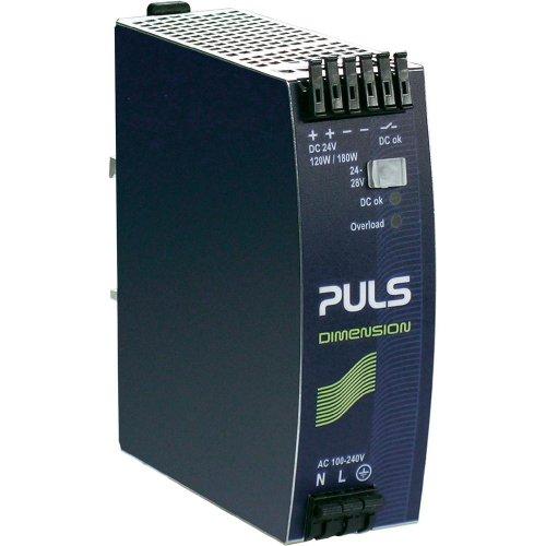 PULS Dimension QS5.241 Hutschienen-Netzteil (DIN-Rail) 24 V/DC 5 A 120 W 1 x