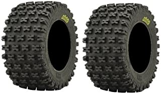 Pair of ITP Holeshot HD ATV Tires Rear 20x11-9 (2)