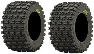 Pair of ITP Holeshot HD ATV Tires Rear 20x11-9 (2)