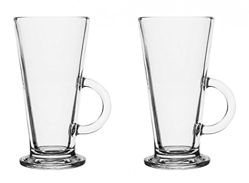 Gravidus schickes 2er Set Irish-Coffee-Gläser, 250 ml