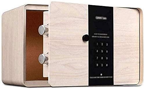 Cajas fuertes y hucha, cajas de seguridad para el hogar, caja fuerte de seguridad digital electrónica, construcción de acero sólido oculto con cerradura de cerrojo Diseño de anclaje a la pared para o