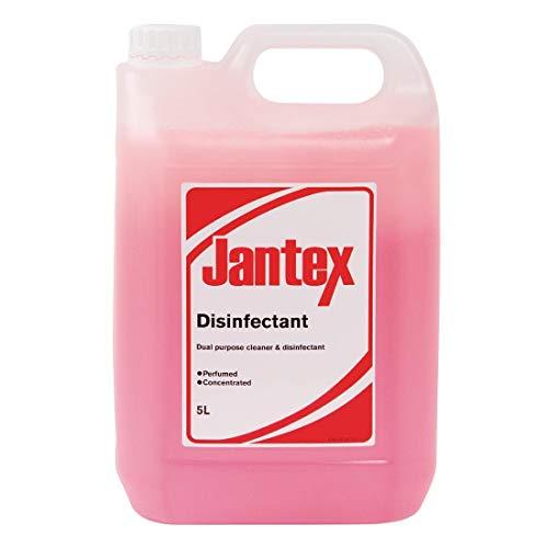 Jantex CF984 Désinfectant et Nettoyant pour sols 5 L