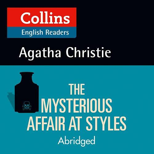 『The Mysterious Affair at Styles: B2 (Collins Agatha Christie ELT Readers)』のカバーアート
