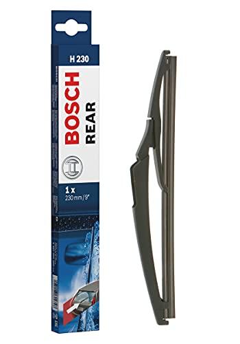 Bosch Tergilunotto Rear H230, Lunghezza: 230mm, 1 Tergicristallo per Lunotto