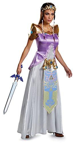 - Prinzessin Zelda Und Link Kostümen