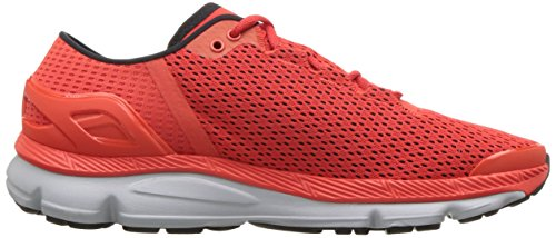 Under Armour Speedform Intake 2, Zapatillas de Running Hombre, Rojo (Radio Red/Overcast Gray/Black), 41 EU