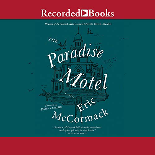 The Paradise Motel audiobook cover art