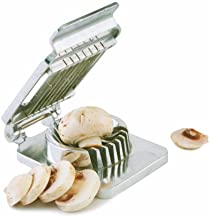 Crestware Commercial Aluminum Mushroom Slicer