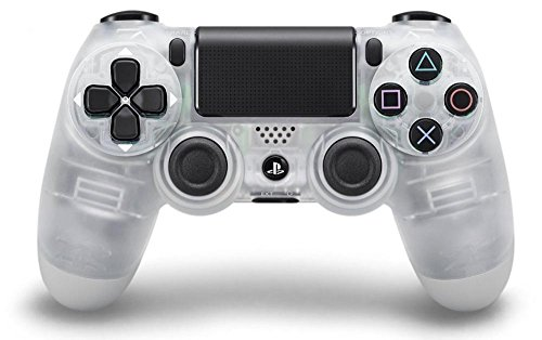 PlayStation 4 - DualShock 4 Wireless Controller, crystal