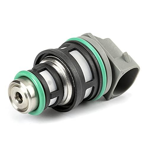 KCSAC Inyector de suministro de combustible Ajuste para Chevrolet Beretta Cavalier Córcega S10 Fit for GMC Sonoma Fit para Buick Fit para Oldsmobile 1992-1997 19244616 FJ10045 228838 Inyección de Comb
