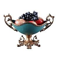 piatti, ciotole e vassoi piatto di frutta ciotola di frutta cesto di frutta casa piatto di frutta tavolino snack piatto frutta ciotola soggiorno desktop storage decorativo ciotola di frutta