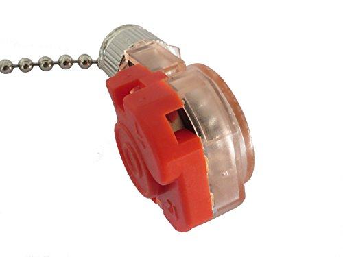 Zugschalter Seilschalter 4 Stufig für Ventilator Lampe TYP f 4 Way Switch