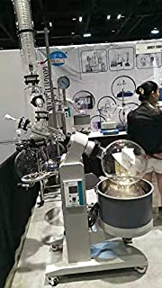 5L Rotary Evaporator with Hand Lift RE-501
