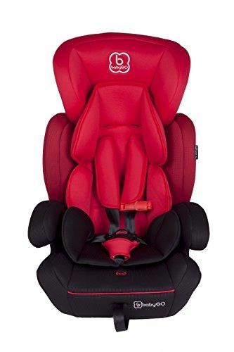 BabyGO 3803 ProTect Side Protection mit opt Seitenaufprallschutz