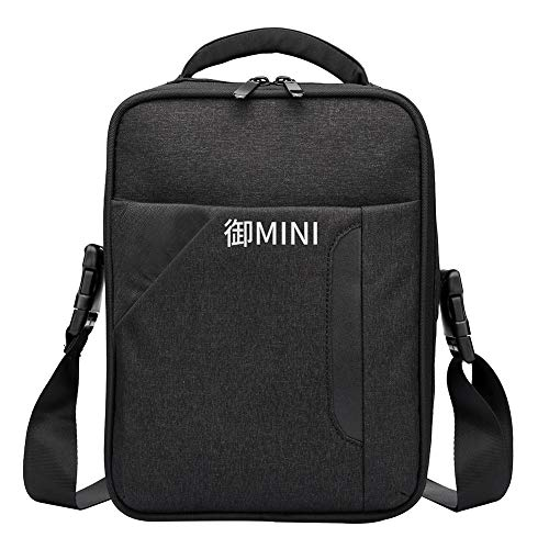 heirao4072 Drone Backpack Portable Storage Bag For DJI Mavic Mini,Shockproof Carrying Case Shoulder Bag Handbag For Drone And Accessories