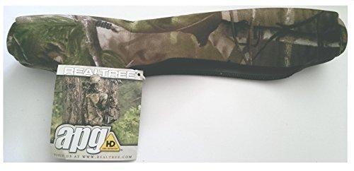 """Farm Cottage Brands Realtree Camuflaje Neopreno Rápido Encendido / Apagado Rifle Alcance Funda 31cm/12.5\"""" - Proteger Tu Alcance de Suciedad y Hidratante"""
