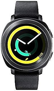 Samsung SM-R600NZKAXSA Gear Sport Smart Watch (Australian Version), Black
