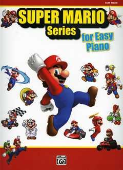 Super Mario Series - gearrangeerd voor piano [noten/Sheetmusic]