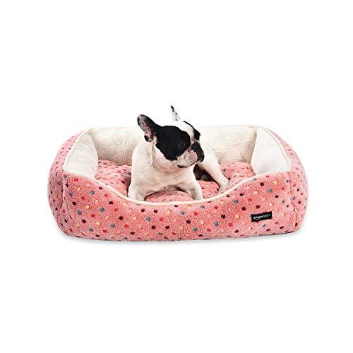 cama sobre perro fabricante Amazon Basics