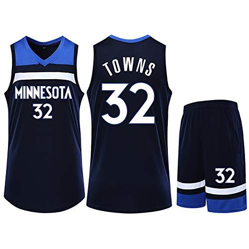 Camiseta de los Minnesota Timberwolves Player Karl Anthony