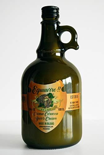 Egurre Crema de Cerveza artesana - botella 1 L