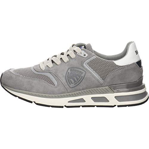 Blauer Herren Sneaker Hilo grau Gr. 43