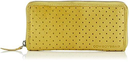 Cowboysbag Damen Purse Trim Taschenaschenbecher, Gelb (Lemon 440), 19x10x3 cm